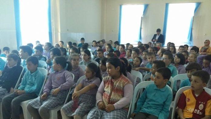 İlkokul Öğrencilerine Kişisel Hijyen Ve Temizlik Eğitimi