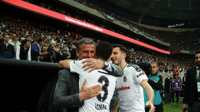 Beşiktaş her alanda lider