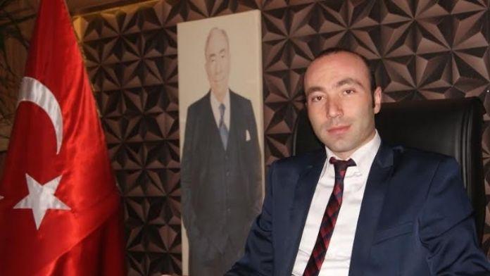 MHP İl Başkanı Tekin: 'Bu Bir Bayrak Yarışı'
