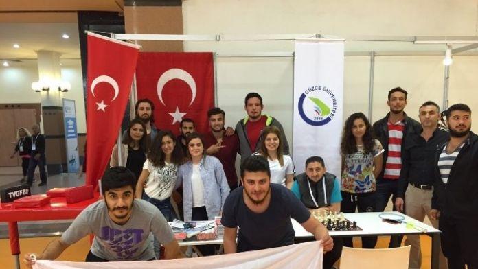 Türkiye'nin İlk Spor Ve Aktif Yaşam Fuarında