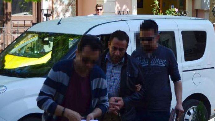 Aranan hükümlü Çanakkale'de yakalandı