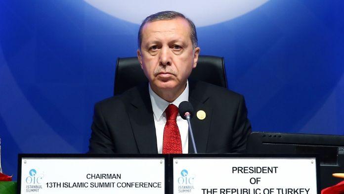 Erdoğan, Ruhani ile görüşecek