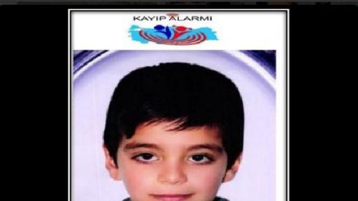 8 yaşındaki Serdar'dan haber alınamıyor / ek fotoğraf