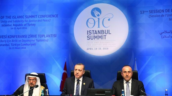 Erdoğan: Burada alınan kararlar milyonlarca insana umut verdi