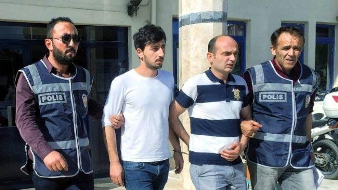 Domates Hırsızları MOBESE'ye Yakalandı