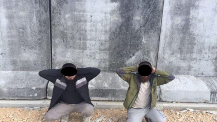 Sınırda İki IŞİD Üyesi Yakalandı