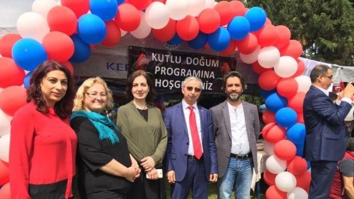 Antalya Kyk'dan Kutlu Doğum Haftası Etkinliği