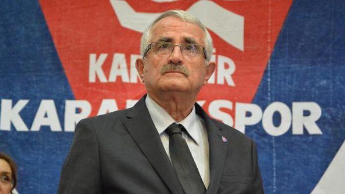Kardemir Karabükspor Başkanı: 'Kalan 5 maçımızı kazanarak finale ulaşacağız'