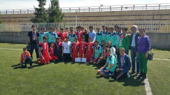 Diyarbakır'da Okul Sporları