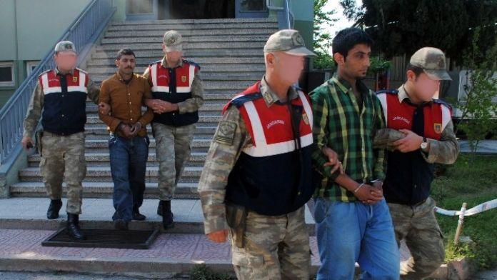 Osmaniye'de 2 PKK'lı Tutuklandı