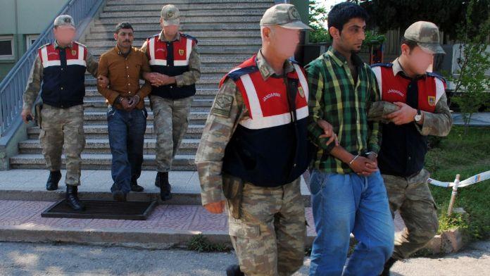 2 PKK'lı Osmaniye'de Kıskıvrak Yakalandı