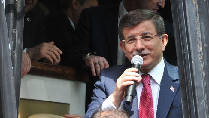 Başbakan Davutoğlu, Kocaeli'de
