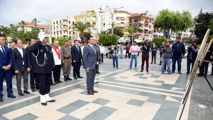 Alanya'da Turizm Haftası Ve Aşçılar Bayramı Kutlamaları