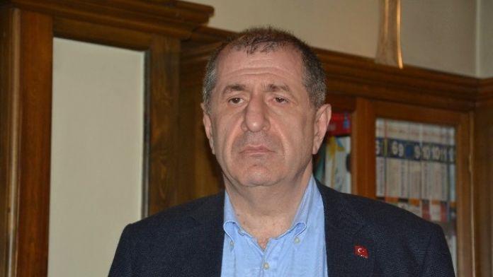 MHP'li Özdağ: 'Genel Merkezin Müdahale Hakkı Yok'