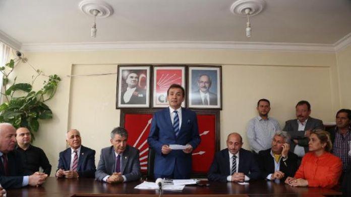 CHP'li Öztunç: Cumhurbaşkanı, Türkiye'nin başındaki en büyük beladır