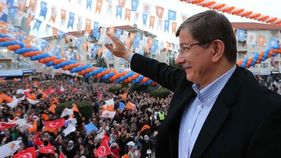 Başbakan Davutoğlu'nun Bugünkü Adresi Düzce