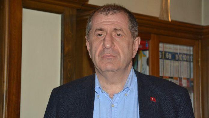 MHP'li Özdağ  Genel Merkezie Görevini Hatırlattı