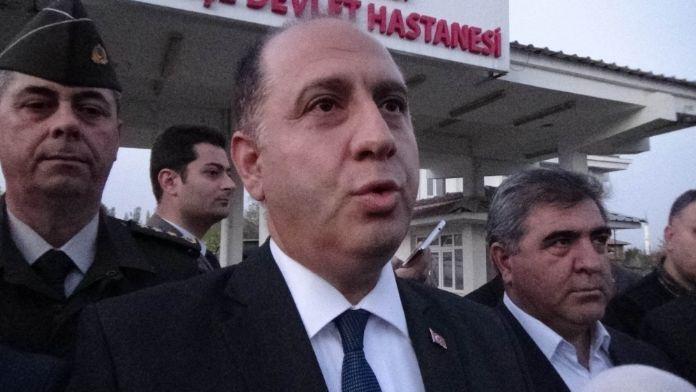 Valilik: 81 mahkum yaralandı
