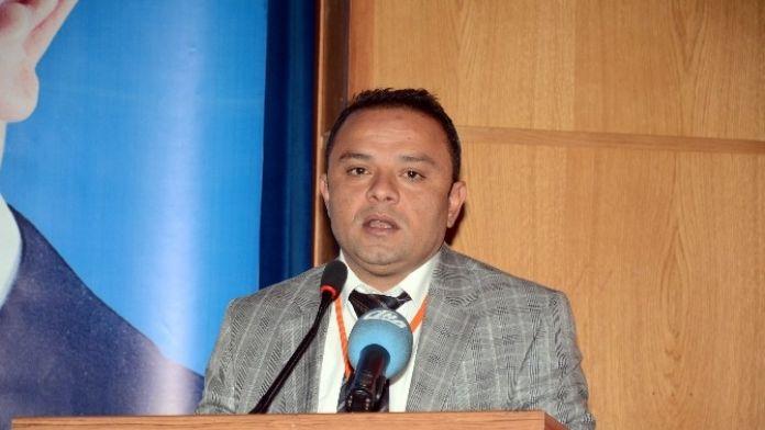 AK Parti İl Başkanı Karatay Kayyum Atanmasını Değerlendirdi
