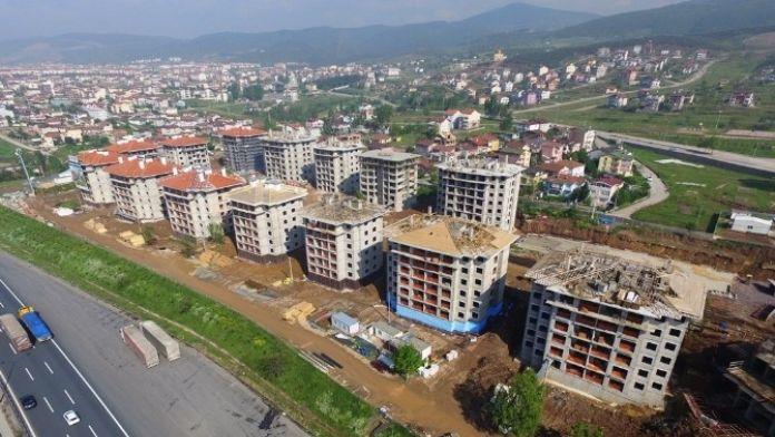 Derince Çınarlıkent'te Son 10 Daire Kaldı