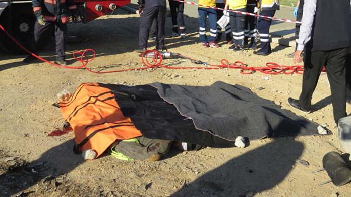 İstanbul'da facia gibi kaza 4 kişi öldü