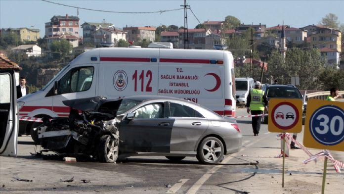 GÜNCELLEME - Beykoz'da trafik kazası
