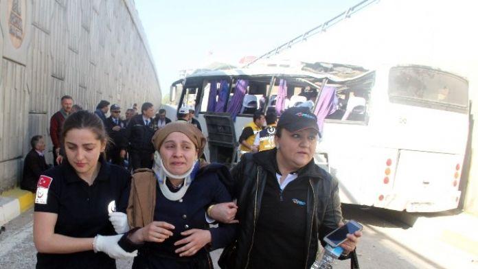 Bolu'da Servis Aracı Kazasında Yaralıların İsimleri Belli Oldu