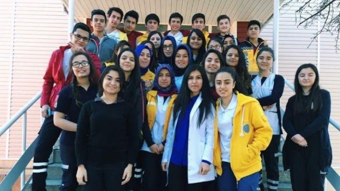 Liseliler Bozok Üniversitesi'nde Paremedik Bölümü Açılmasını İstiyor