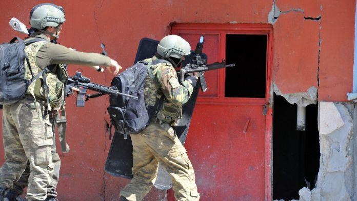 Silvan'da öldürülen teröristler 4 ayrı saldırının faili çıktı