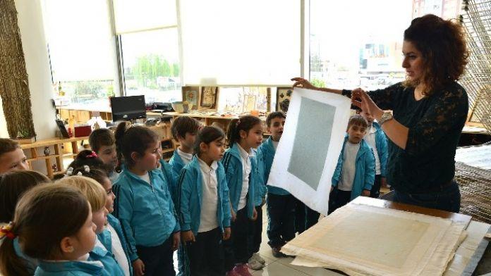 Sukurusu Çocuklara Çevre Bilinci Aşılıyor