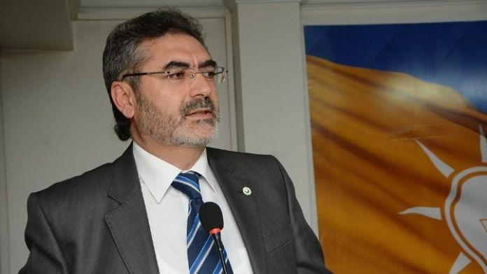 AK Parti Afyonkarahisar İnsan Hakları Başkanlığı Tarafından 'Yeni Türkiye De İnsan Hakları' Konulu Konferans Düzenlendi