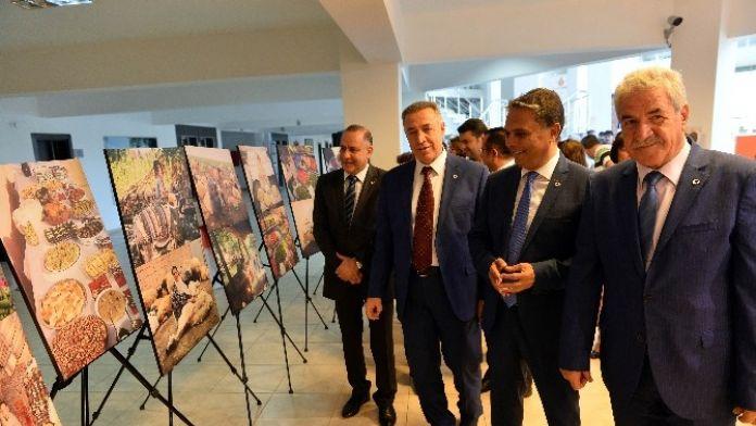 Muratpaşa'da 'Hoşgörüler Diyarı Mardin Ve Mardin'de Yaşam' Sergisi