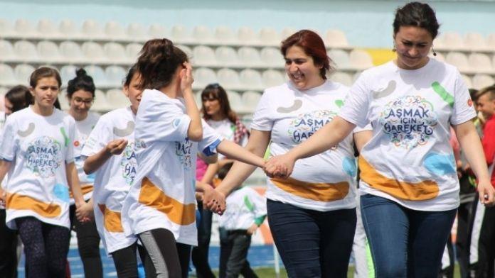 DPÜ Soyadt, 'Aşmak İçin Hareket' Organizasyonuna Katıldı