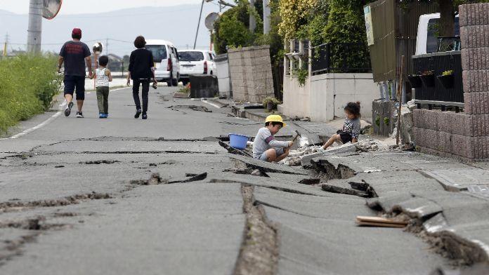 Japonya'daki depremde ölü sayısı 28 oldu