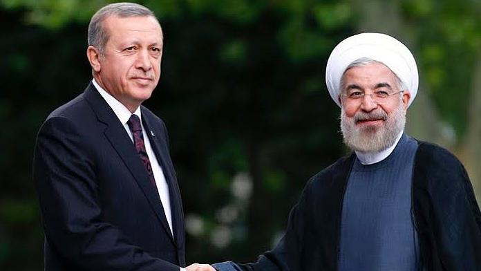 Erdoğan ve Ruhani'den önemli açıklamalar