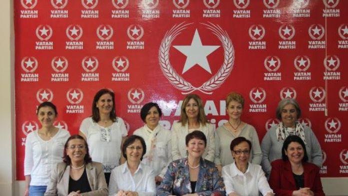 Vatan Partisi kadınları terör mağdurlarına yardım edecek