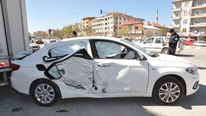 Sorgun'da Kaza: 5 Yaralı