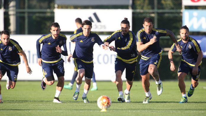 Fenerbahçe, Mersin İdmanyurdu maçına hazır