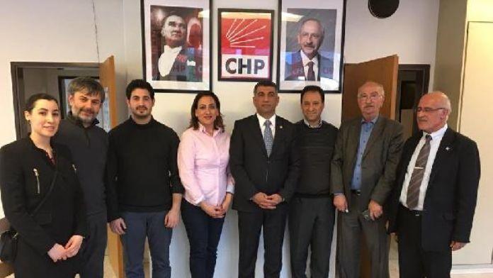 CHP Viyana'da toplandı