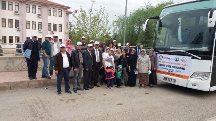 Yazıhanlı Kadınlar, İstanbul Ve Bursa'yı Gezdi