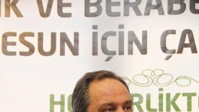 Kerim Aksu: 'Bu Ligde Kalıcıyız'