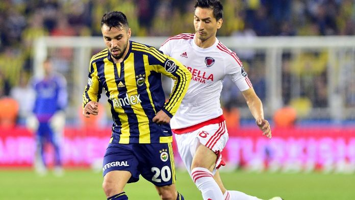 Fenerbahçe Mersin'e patladı
