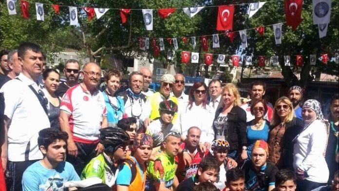 Aydın'da Pedallar Turizm İçin Çevrildi