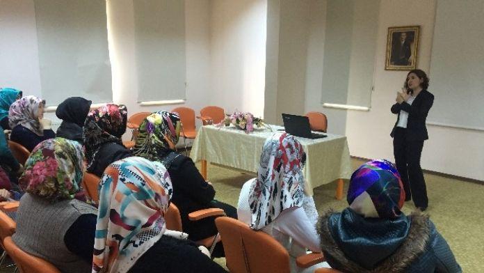 Pursaklar'da Sınav Kaygısı Masaya Yatırıldı