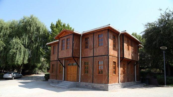 Başkent Parklarına, Tarihi Ankara Evleri