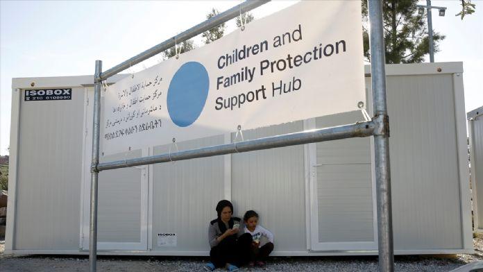 Yunanistan'daki sığınmacıların Avrupa hayali sürüyor