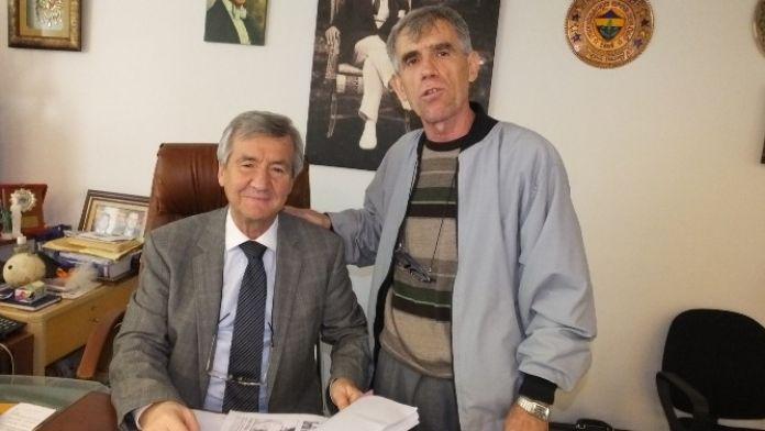 Baraj Dosyasını Başkan Yardımcısı Akkılınç'a Verdi