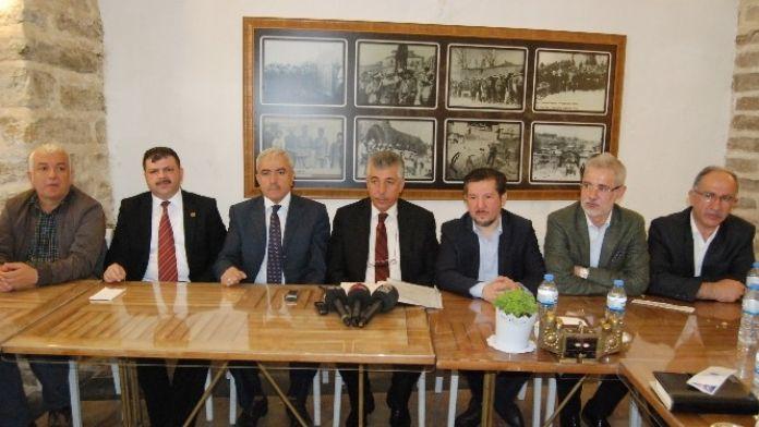 Kahramanmaraş'ta 100 Sivil Toplum Örgütü Soykırıma 'Hayır' Diyecek
