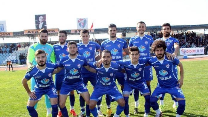 Didim Belediyespor Sezonu 3 Puanla Kapadı Ama Play Off Oynamaktan Kurtulamadı