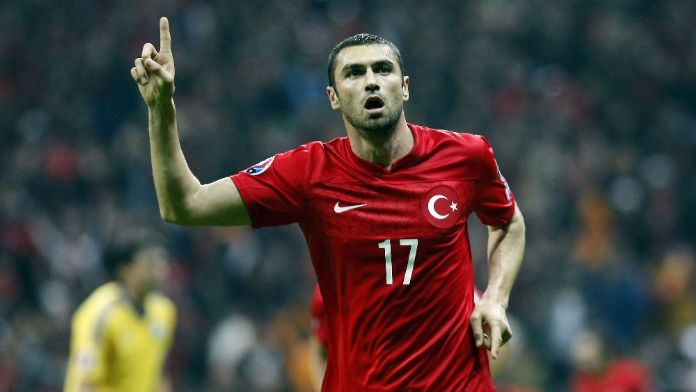 Burak Yılmaz: Beşiktaş'ın şampiyon olmasını istiyorum